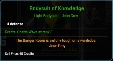 Equipment-Bodysuit-Bodysuit of Knowledge (Jean Grey 4)