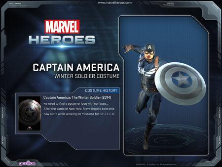 Costume captainamerica wintersoldier
