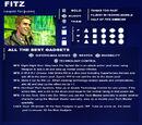 Fitz (Agents of S.H.I.E.L.D., Hero Datafile)