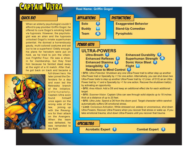 Captain Ultra