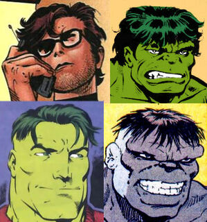 Four Hulks