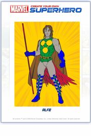 Create your super hero (3)