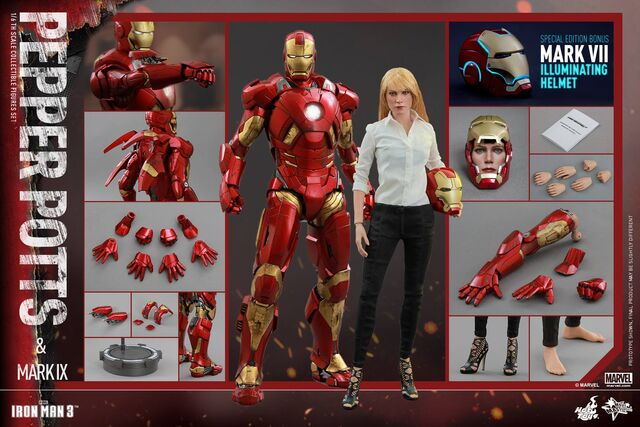 File:Iron Man Mark IX and Pepper Hot Toys 03.jpg