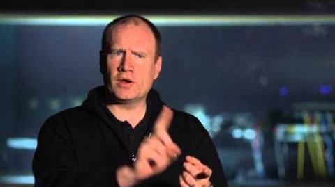 Marvel's Guardians of the Galaxy Producer Kevin Feige Behind the Scenes Movie Interview