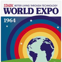 Stark Expo 1964 poster