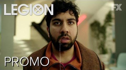 WTF Legion Season 1 PROMO FX