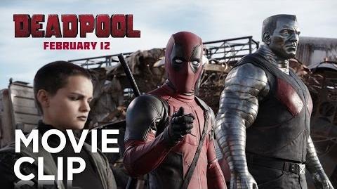 Deadpool 2 Girls 1 Punch 20th Century FOX