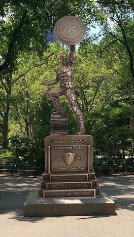 File:Captain America 75th statue.jpg