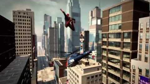 The Amazing Spider-Man Manhattan Playground Trailer