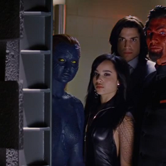 The Brotherhood at the end of <i>X-Men: First Class</i>.