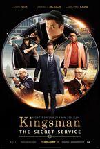 Kingsman-The-Secret-Secvice-poster