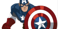 Captain America uniform (Avengers Assemble)