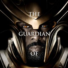 Poster featuring Heimdall