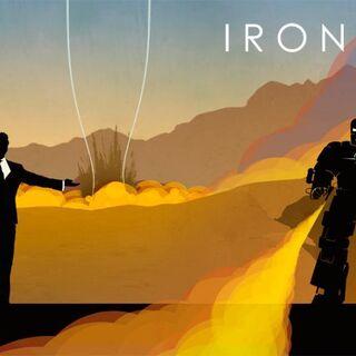 <i>Iron Man</i>