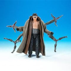 Super Posable Doctor Octopus