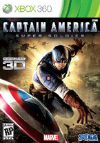 Cap super soldier
