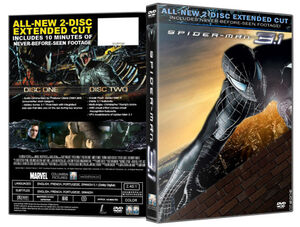 Spider-Man 3.1 DVD (Version 1)