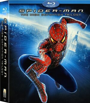 Spider-Man The High Definition Trilogy