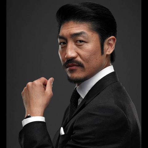 Promotional pic featuring Norubo Mori.