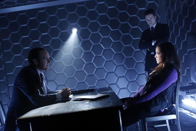 File:Phil Coulson interrogates Skye.jpg