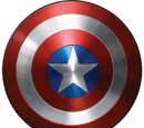 Captain America's shield