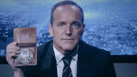 Coulson Interrupts the Broadcast - Marvel's Agents of S.H.I.E.L.D