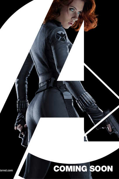 Image - Black Widow Avengers poster.png | Marvel Movies | FANDOM ...