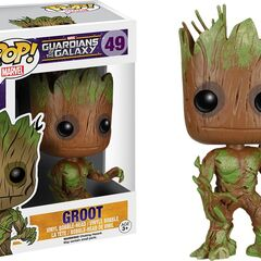 Extra Mossy Groot