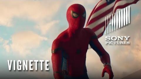 SPIDER-MAN HOMECOMING Vignette - Stark Industries Suit