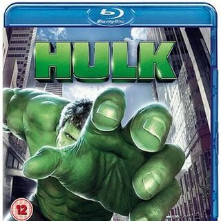 Hulk<br />UK Blu-ray