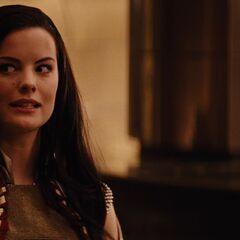 Lady Sif at Thor's Coronation