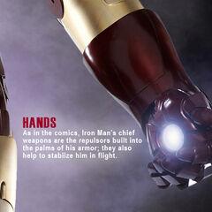 <center><b>Gloves / Hands</b></center>