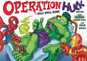Operation Hulk Game