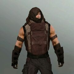 Unused concept art of young Juggernaut in <i>Days of Future Past</i>.
