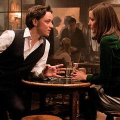 Charles and Moira MacTaggart.
