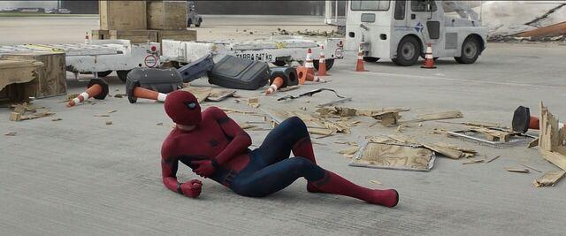 File:Spider-Man Captain America Civil War (1).JPG
