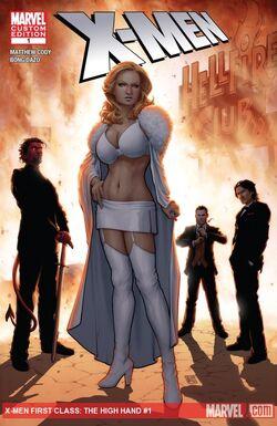 X-Men First Class The High Hand 1