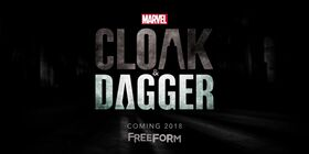 Cloak and Dagger Logo