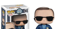 Pop Vinyls: Agents of S.H.I.E.L.D.