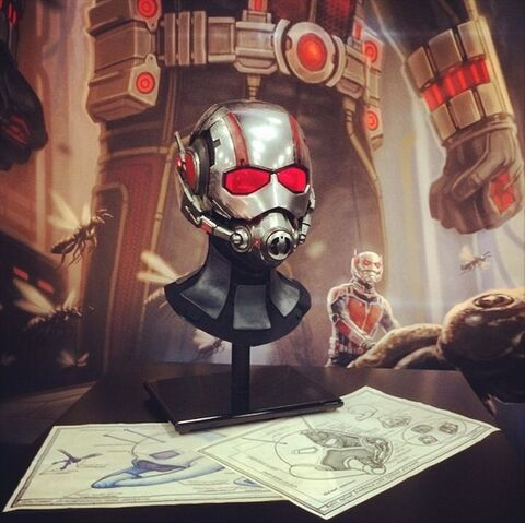 File:Ant-Man helmet Comic-Con.jpg