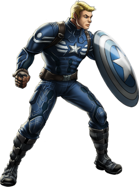 File:Captain Steve Rogers-AvengersAllainceart.png