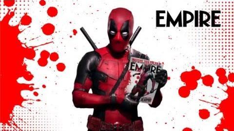 Deadpool's Empire magazine infomercial