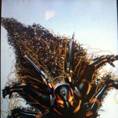 Yellowjacket Concept art