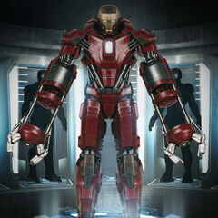 Red Snapper armor (Mark XXXV)