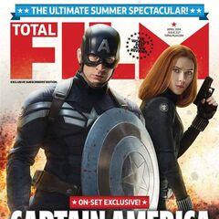 Total Film Magazine Cover.