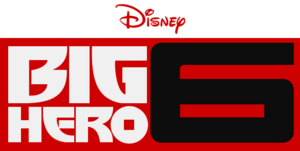 Big Hero 6 Logo 2