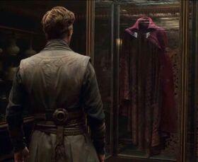 Cloak of Levitation Doctor Strange