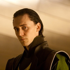 Loki in the healing room.