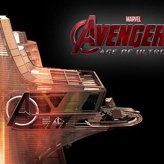 Avengers Tower featured in <i>Avengers: Age of Ultron</i>.