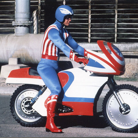 Captain America 70's film.